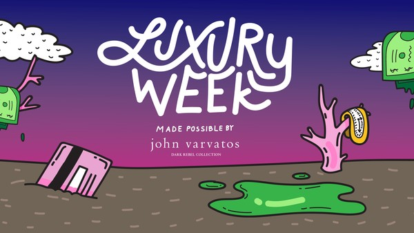 Welcome to Motherboard Luxury Week