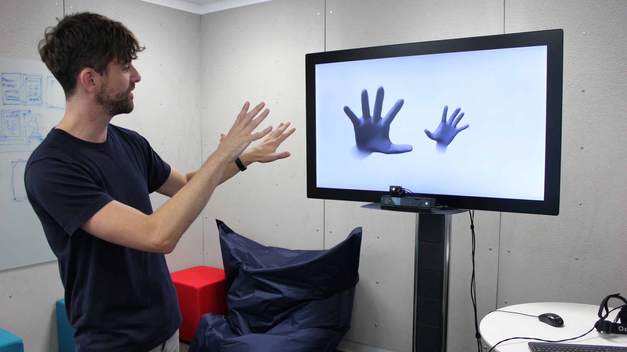 The VR Controller of the Future Could Be Your Own Hands