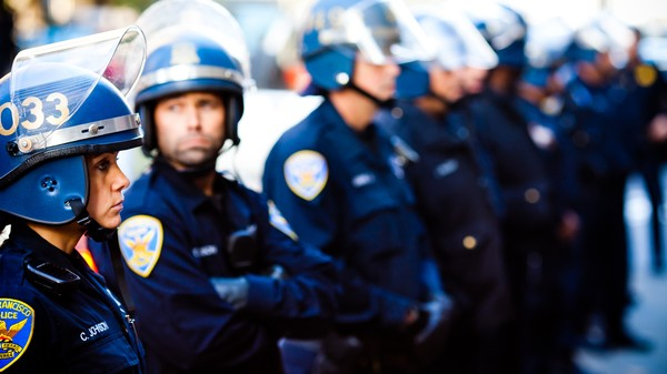 Police Brutality Is a Campaign Issue, So Departments Ignore It on Social Media