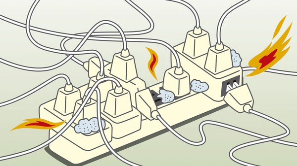 ​The Story of the AC Adapter, Thomas Edison's Revenge on the Power Grid