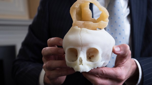 Hospitals Are Using 3D Printing to Save Children's Lives