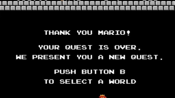 Super Mario Bros. Speedrun Record Shattered By a Matter of Milliseconds