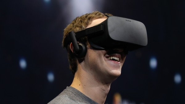 Facebook Wants You To Embrace 'Social VR' (and Forget About Palmer Luckey)