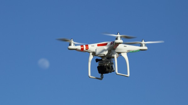 From Movies to Media, Drones Have Changed the Picture
