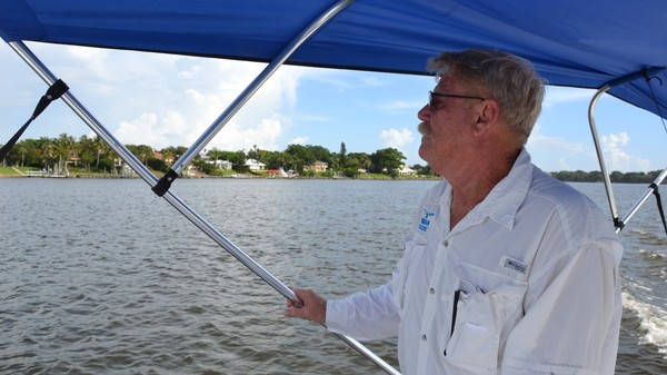 The Riverkeeper: Just a Florida Man Trying to Save Waterways From Toxic Algae