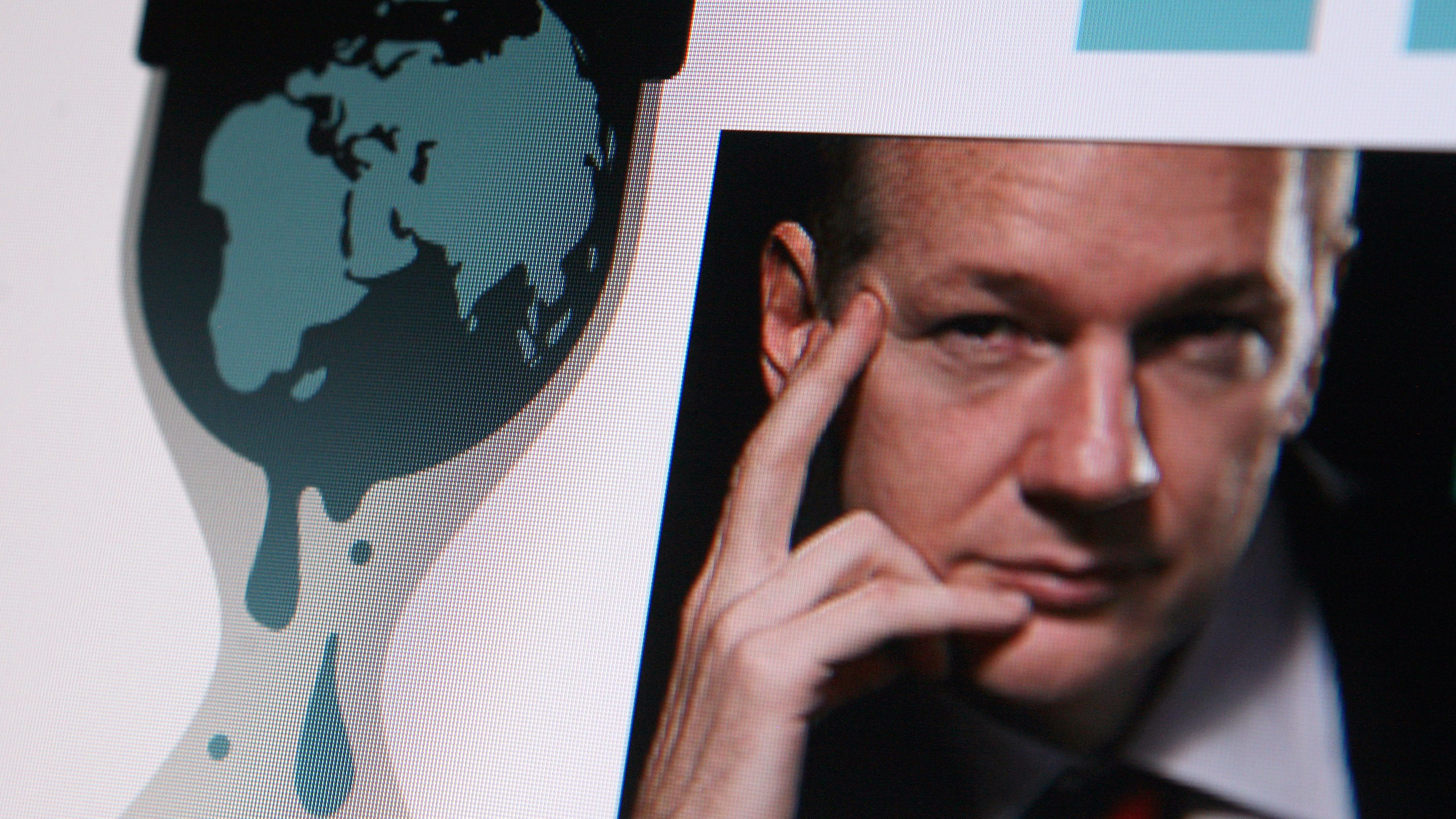 WikiLeaks Claims 'State Actor' Has Cut Off Assange's Internet