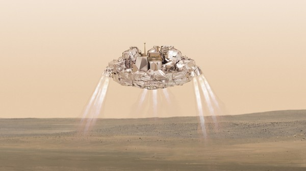 How to Watch ExoMars Land on the Red Planet on Wednesday