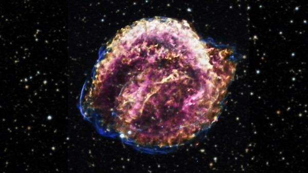 New Supernovae Analysis Calls Dark Energy into Question