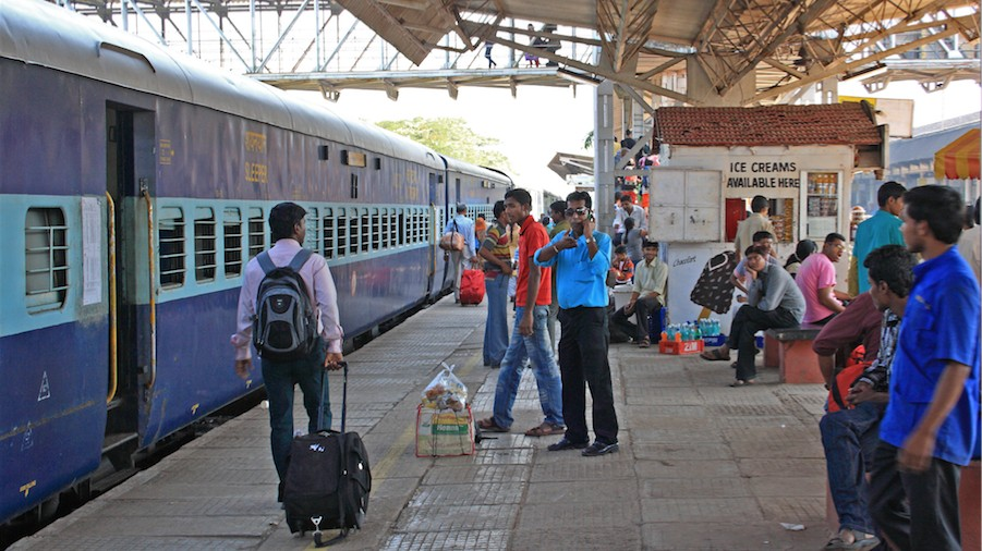 Hot Damn, People Watched a Lot of Porn at This Indian Railway Station