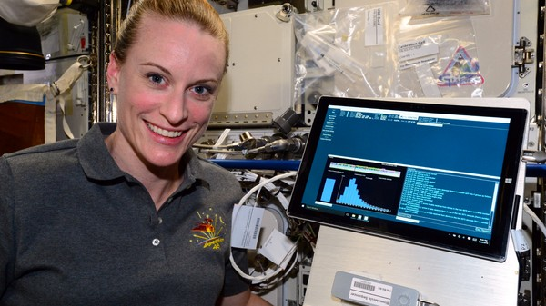 Astronaut Kate Rubins Tells Us What It's Like to Live in Space