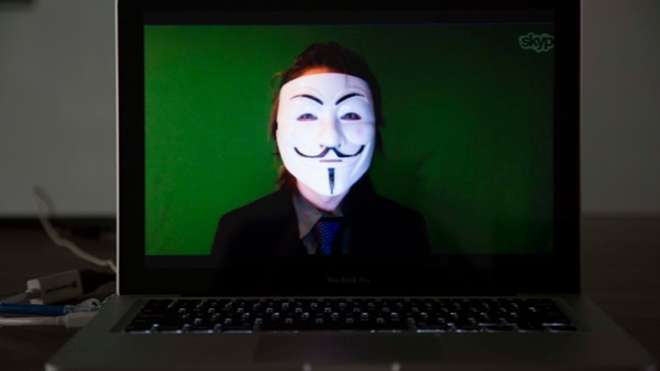 Inside Anonymous' 'Civil War' Over Its Fight With ISIS