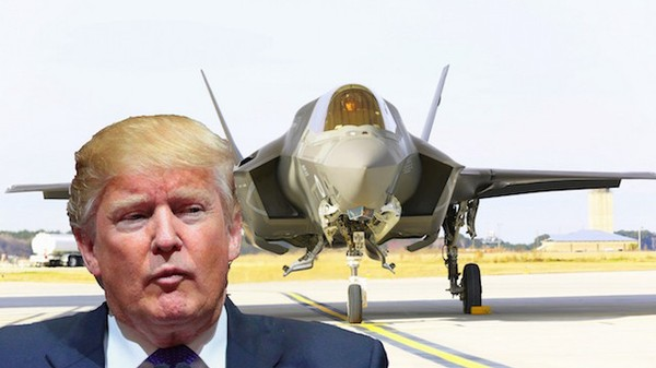 The F-35 Stealth Fighter Is Politically Unstoppable—Even Under President Trump