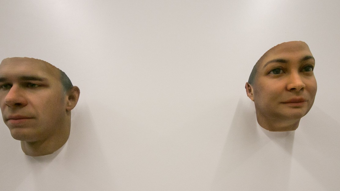 An Artist Who Uses DNA to Make Life-Like Masks Is Wary of Cops Doing the Same