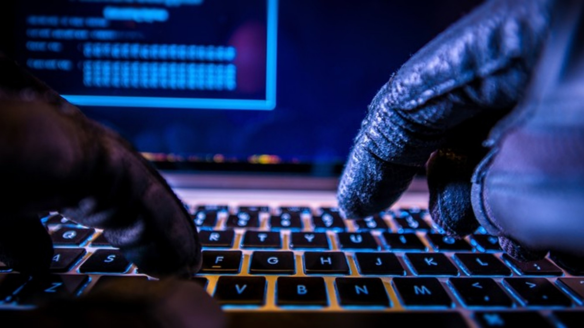 Think Stock Photos of Hackers Are Cheesy? Blame This Guy