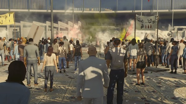 How 'Hitman' Uses Thoughtful Level Design to Tell Stories
