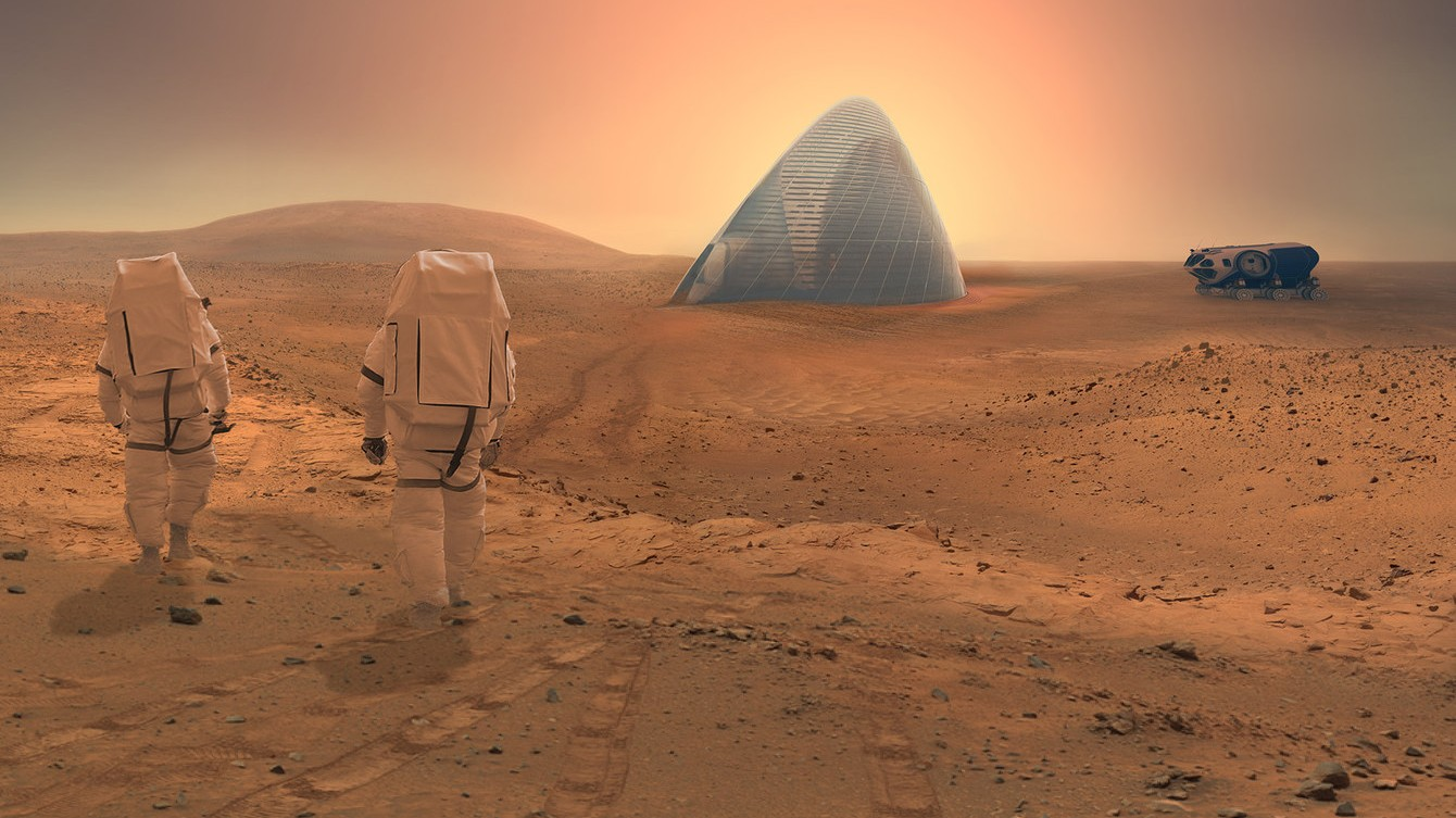 NASA Wants You to Design and Build a 3D-Printable Mars Habitat