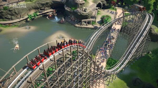 This Architect Has Recreated 30 Real World Coasters in 'Planet Coaster'