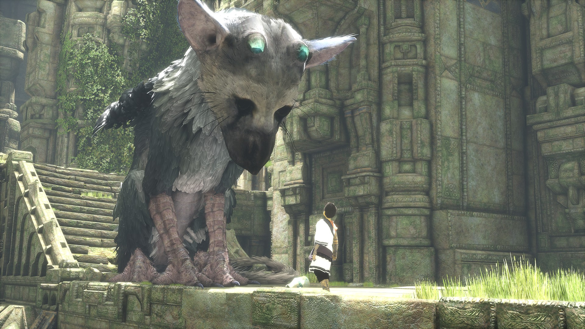 'The Last Guardian' Is a Game About the Only Pure Thing in Life: Dogs