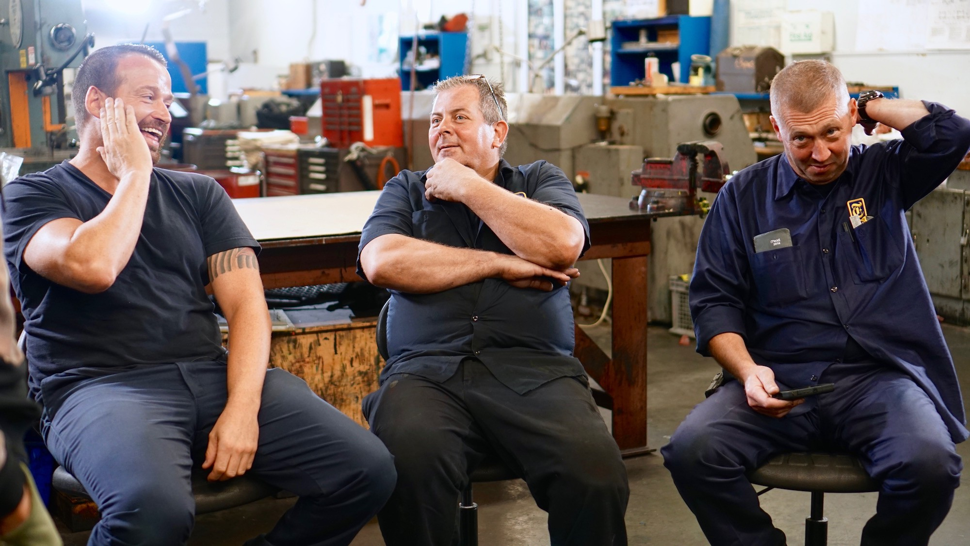 Meet the Last of the Machinists Who Keep the 'New York Times' Running