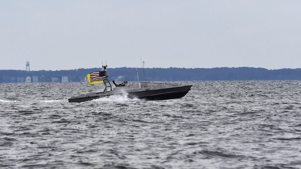 The US Navy's Robotic Boats Are Getting Smarter