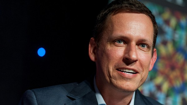 Peter Thiel Helped Land His Private Space Bros on Trump's NASA Transition Team