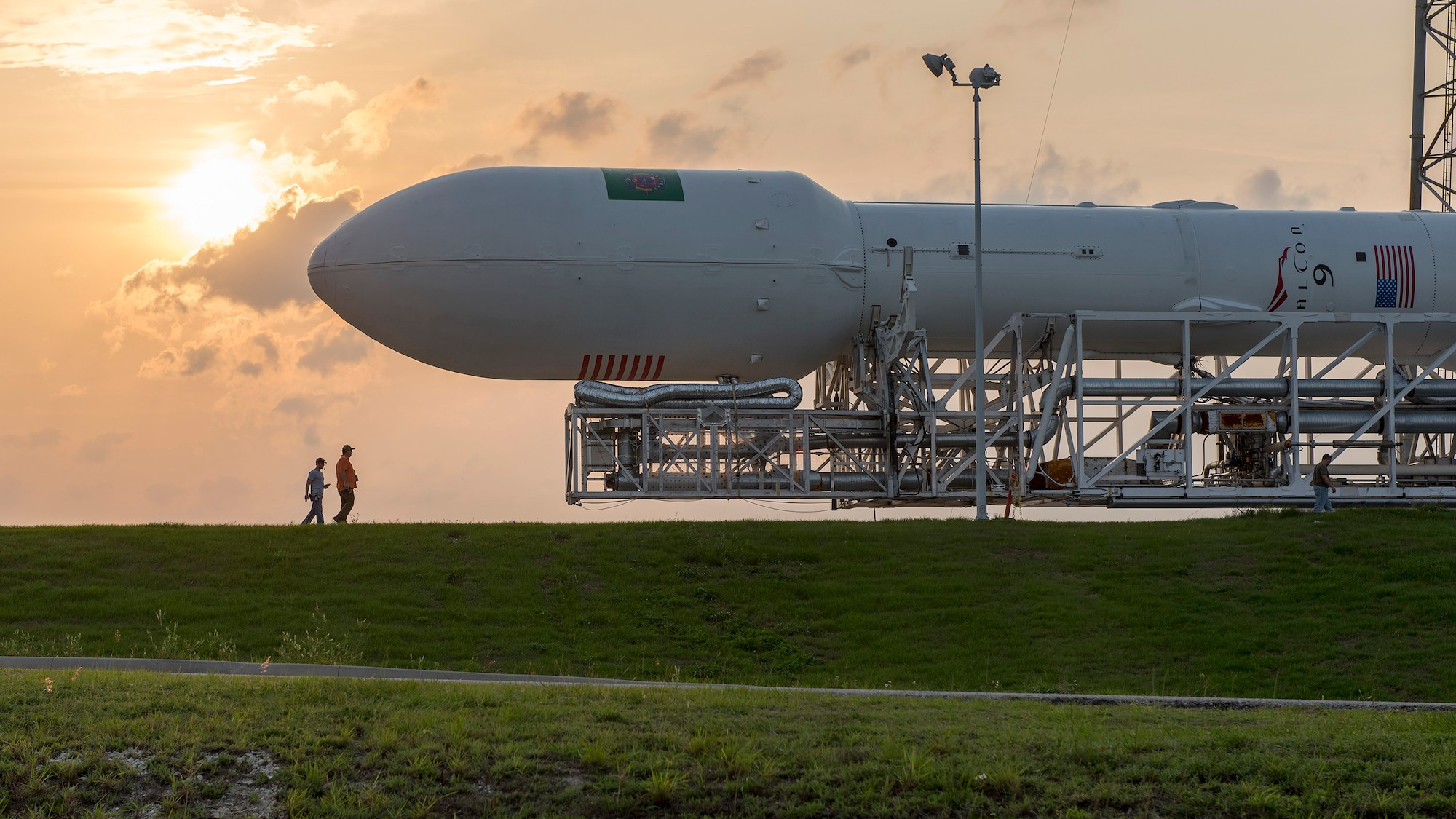 SpaceX Revealed the Cause of Its Rocket Explosion, And When It's Launching Again