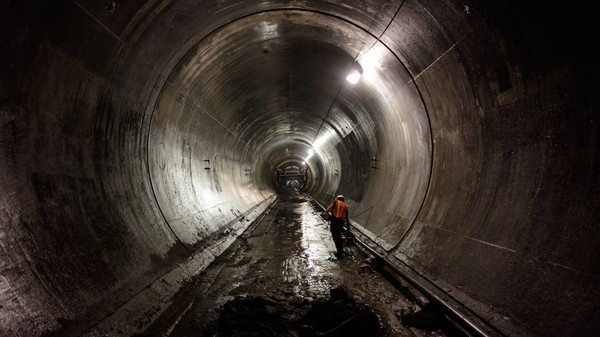 The Humans and Machines That Built New York's Most Expensive Subway