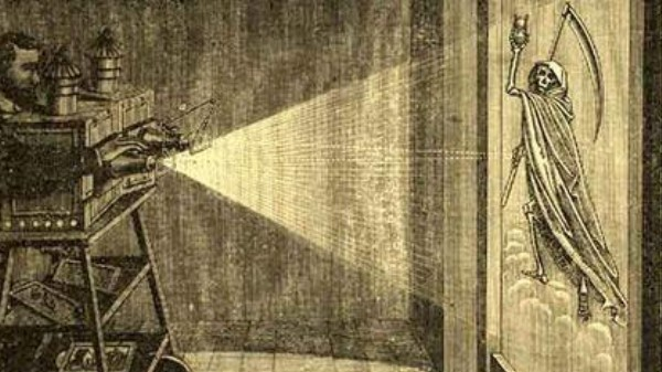 Phantasmagoria, the 18th Century Suicide-Scary Theaters That Gave Us Movies