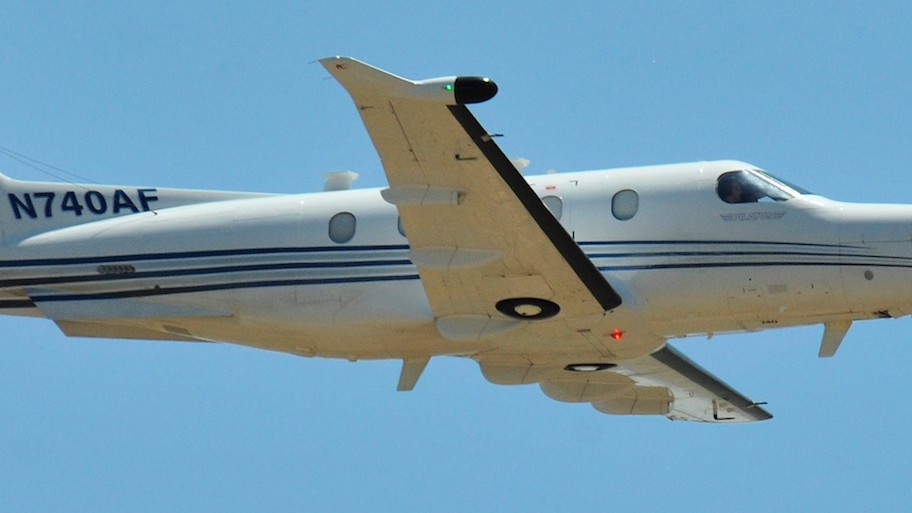 How to Track the US Air Force's Covert Fleet of Civilian-Styled Planes