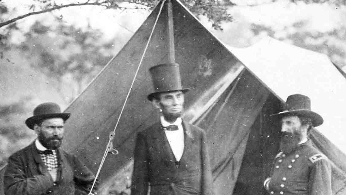 Abraham Lincoln Would've Loved Drones