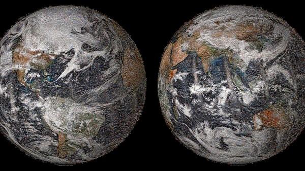 NASA's #GlobalSelfie Is the Last Selfie We Need Because It Includes Everybody