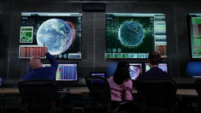 De 'Space Fence' gaat satellieten behoeden voor botsingen