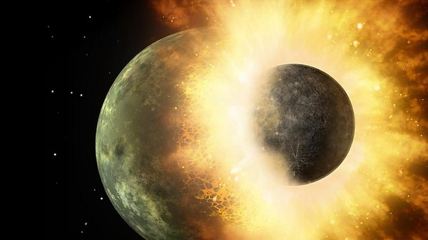 It's a Good Thing Early Earth's Magma Oceans Only Melted Half the Planet