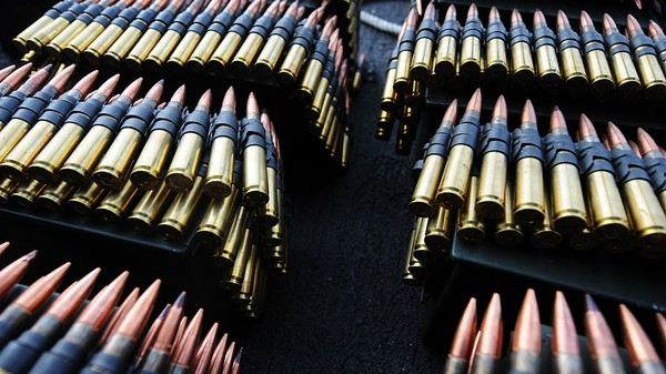 Now the Military Has Homing Bullets That Don't Miss
