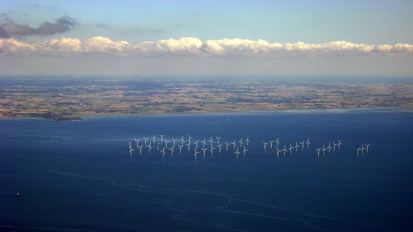 In Two Years, Denmark's Wind Power Will Be Half the Cost of Fossil Fuels