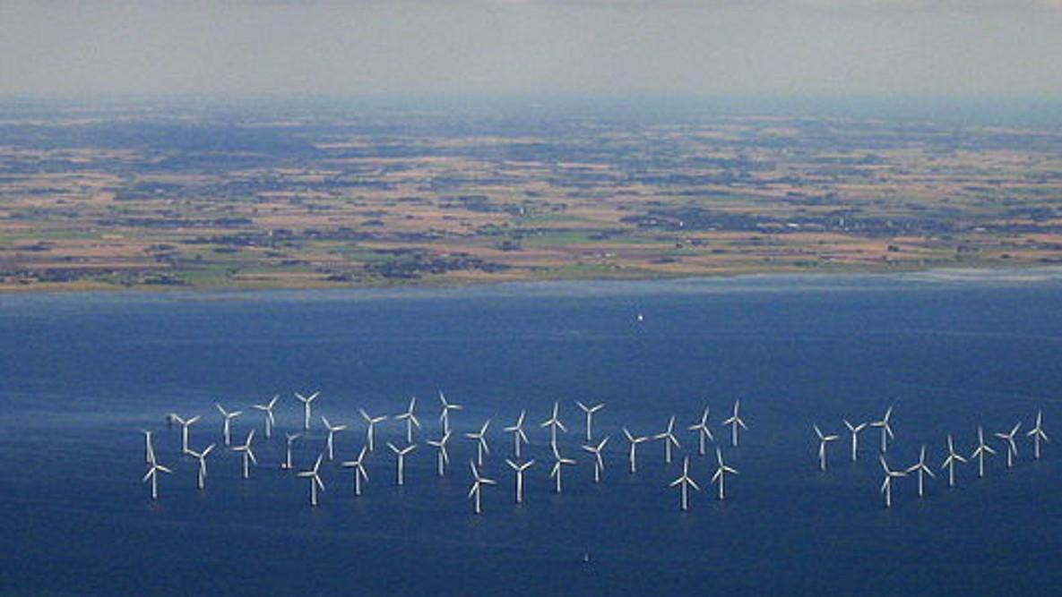 Over twee jaar kost windenergie in Denemarken de helft van fossiele brandstof