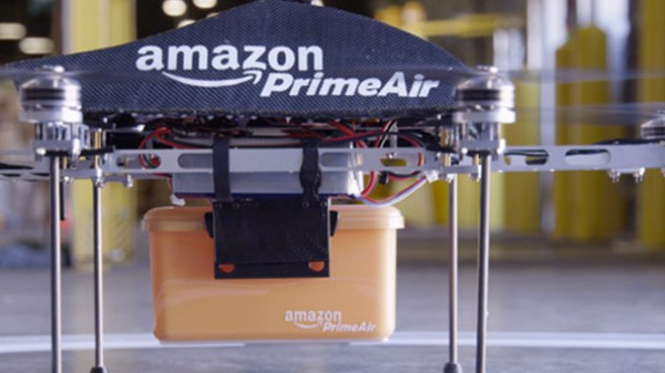 Report: Amazon to Test Drone Delivery in India As Early As October