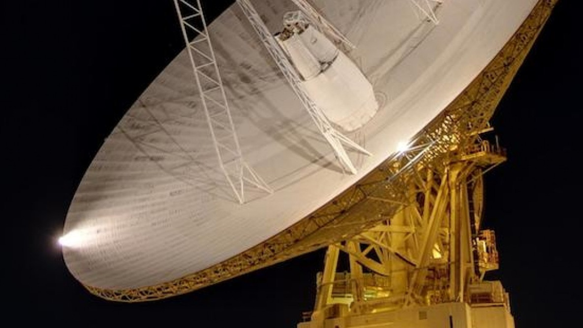 Uma visita profunda à Deep Space Network, da NASA
