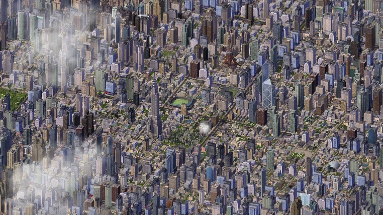 This 107 Million Person 'SimCity' Region Is a Portrait of Our Megacity Future