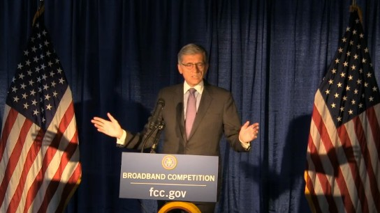 Switching Internet Providers Is Too Damn Hard, the FCC Chairman Says