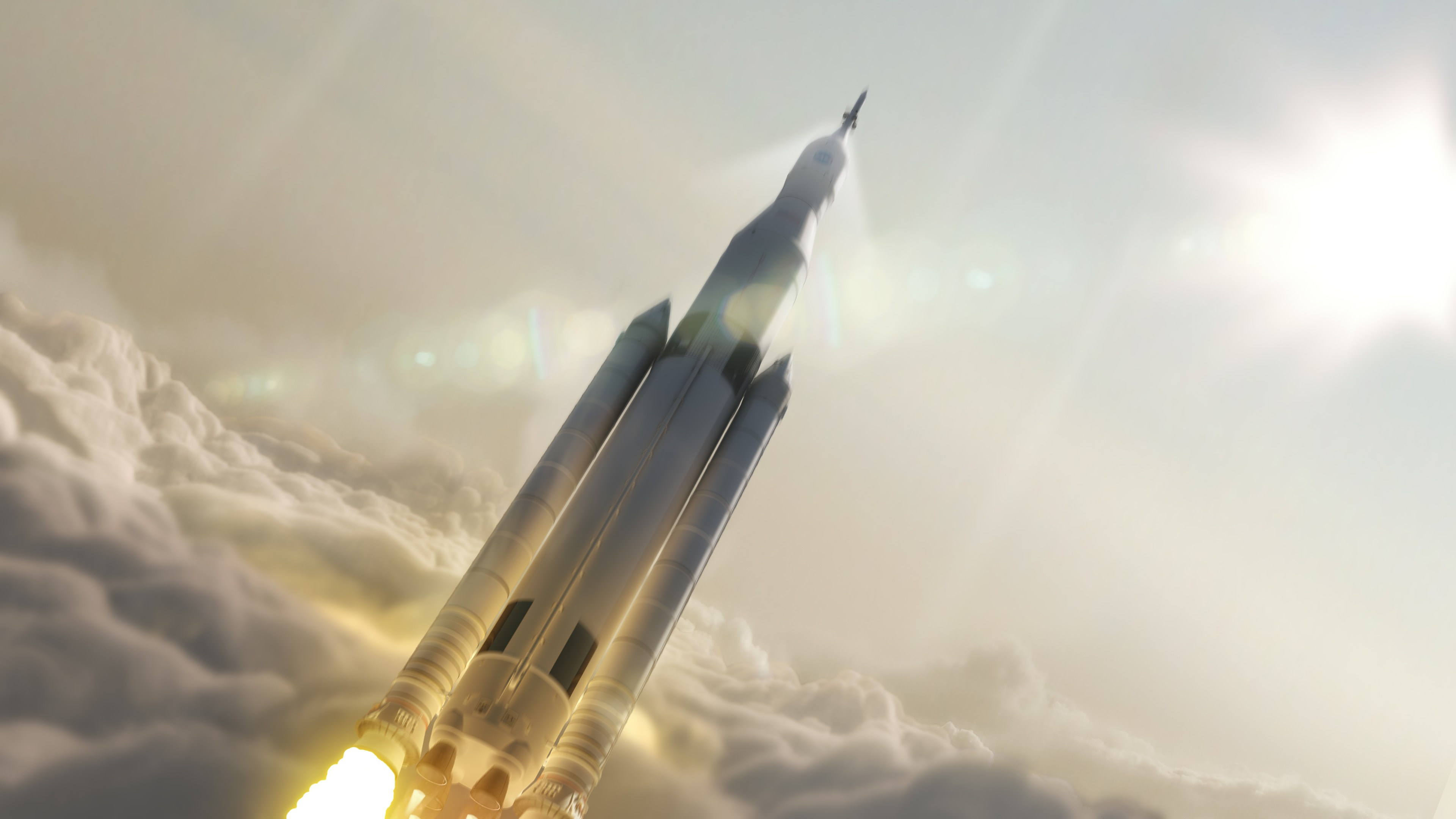 Building the Largest Rocket in History Calls for the Largest Tools