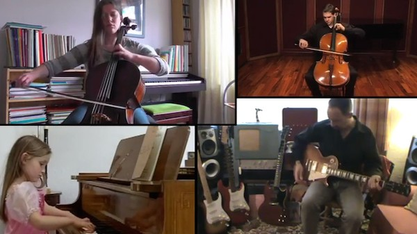 YouTube Mashup Artist Kutiman Is Back After a Five Year Hiatus