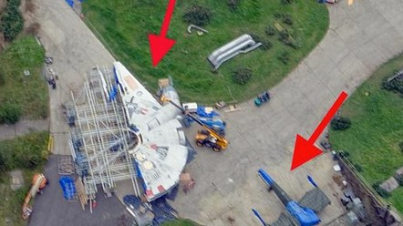 Star Wars Ordered a 'DroneShield' to Prevent Leaks On Set