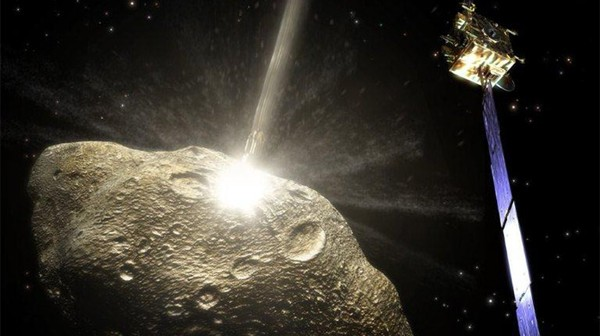 To Divert an Asteroid, the ESA and NASA Plan On Smashing It with a Satellite