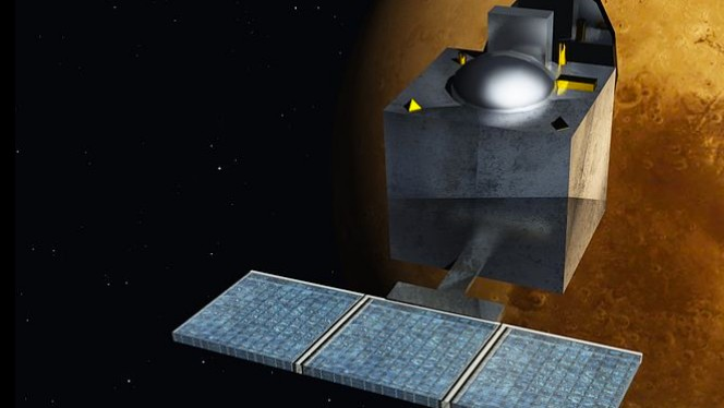 India's Mars Mission Costs Less Than Movies About Mars Missions