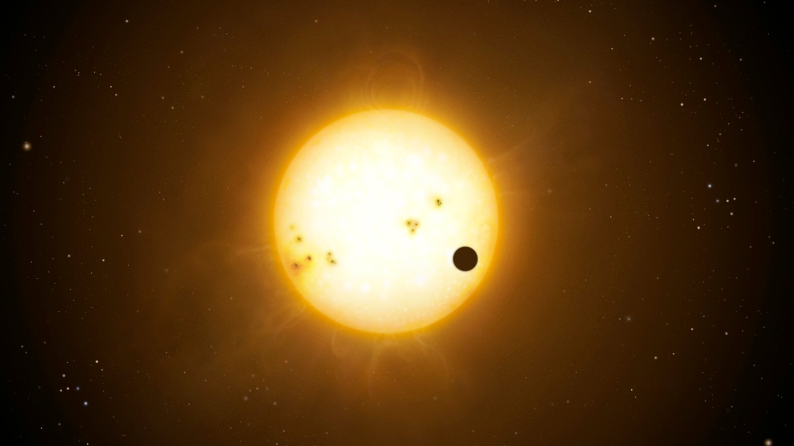 Astronomers Found Jupiter-Sized 'Cousin' Planets for the First Time