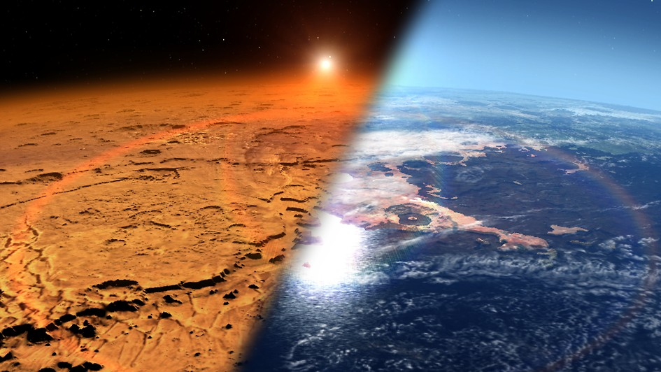 NASA's MAVEN Probe Is Already Sending Back New Data on Mars' Climate Past