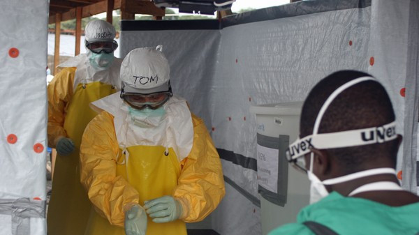 This Math Model Is Predicting the Ebola Outbreak with Incredible Accuracy