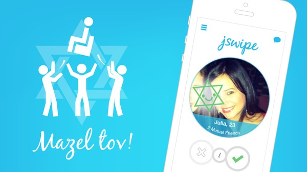 I Asked the 'Jewish Tinder' to Make Me a Match