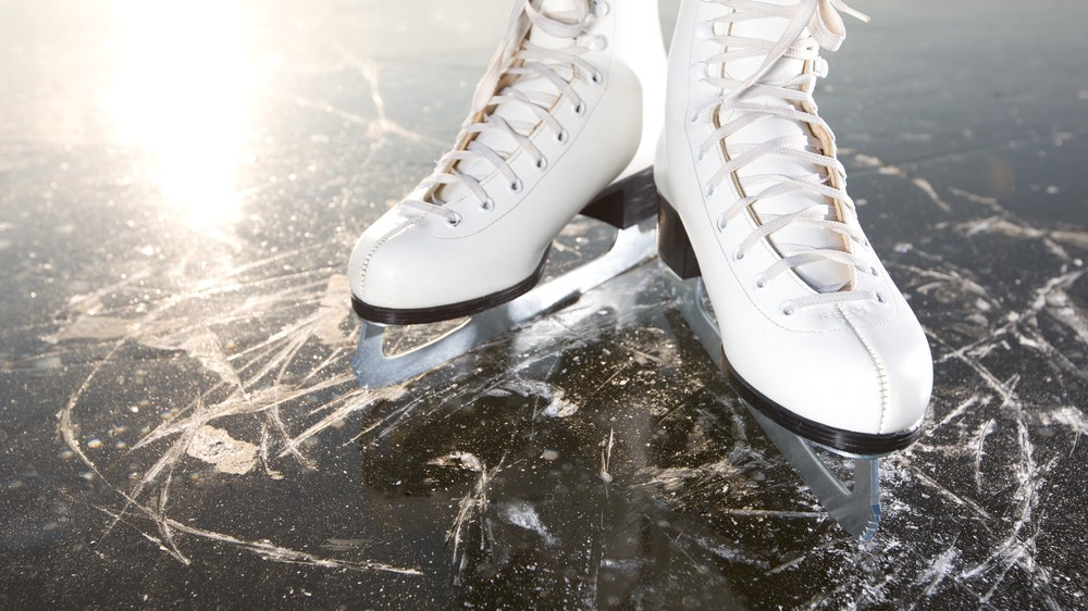 This Smart Skate Measures How Hard Figure Skaters Land